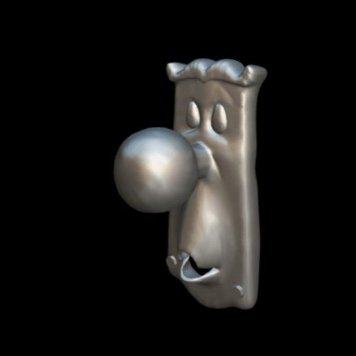 Screenshot_2019-09-09 Pomo Alicia - 3D model by MundoFriki3D ( MundoFriki3D)(2).png Télécharger fichier OBJ gratuit M. Alicia Doorknob • Objet pour impression 3D, MundoFriki3D