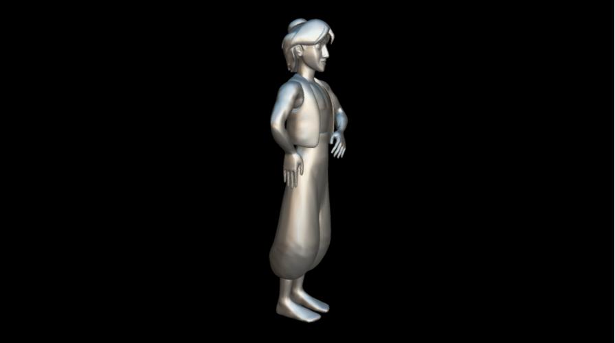 Screenshot_2019-09-09 Aladdin - Download Free 3D model by MundoFriki3D ( MundoFriki3D)(3).png Download free OBJ file Aladdin • 3D print design, MundoFriki3D