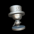 Télécharger fichier imprimante 3D gratuit Magicien de l'hacheur, MundoFriki3D