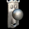 Screenshot_2019-09-09 Pomo Alicia - 3D model by MundoFriki3D ( MundoFriki3D)(4).png Télécharger fichier OBJ gratuit M. Alicia Doorknob • Objet pour impression 3D, MundoFriki3D