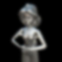 Télécharger fichier 3D gratuit Jasmin, MundoFriki3D