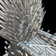 Screenshot_2019-09-09 Trono de hierro - Download Free 3D model by MundoFriki3D ( MundoFriki3D)(6).png Download free STL file Iron Throne • Model to 3D print, MundoFriki3D
