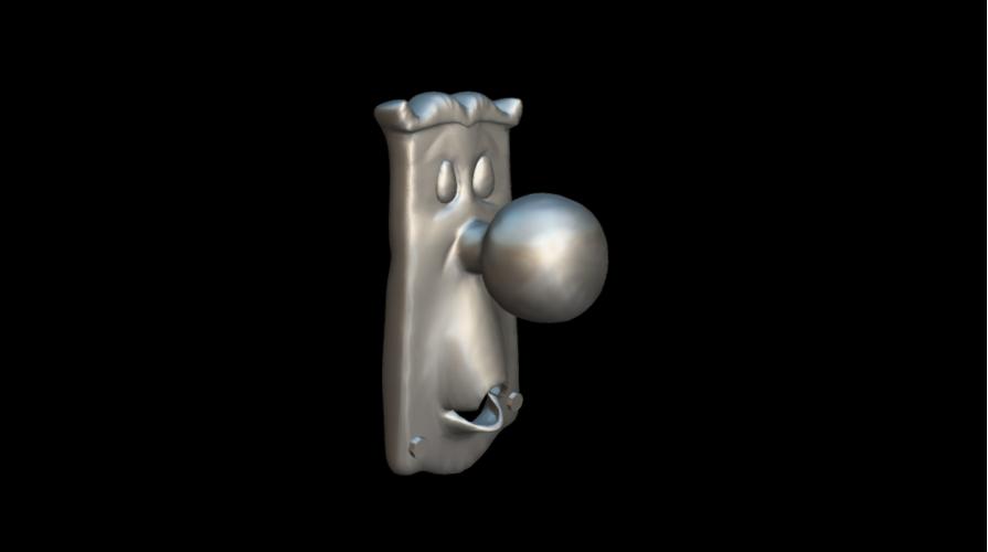 Screenshot_2019-09-09 Pomo Alicia - 3D model by MundoFriki3D ( MundoFriki3D)(1).png Télécharger fichier OBJ gratuit M. Alicia Doorknob • Objet pour impression 3D, MundoFriki3D