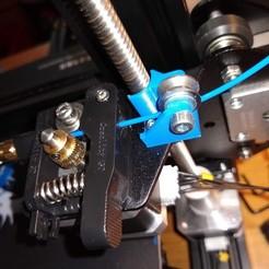 Download 3D printing files filament guide for ender 3, ogattaz