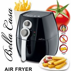 Bella-Casa-Air-Fryer-Low-Fat-Free-Frying-_50.jpg Download free STL file Bella Casa Air Fryer : Timer Knob • 3D printing object, robsnave