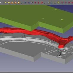Screenshot_2019-03-27_00.30.47.jpg Download free STL file Carbon Fibre Climbing Axe Mould • 3D printing object, robsnave