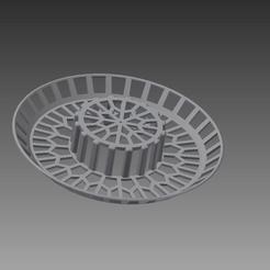 Download 3D printer designs Dishwasher rack, macs27