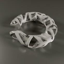 Bracelet.jpg Télécharger fichier STL Bracelet de Voronoï • Modèle pour impression 3D, soheilghasemi1368