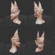 projet impression 3d.png Download free STL file Demon ,devil • 3D printing design, myriette