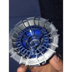 4e4a3d31ad2dd55776ec74851fc22487_preview_featured.jpg Télécharger fichier STL Réacteur à arc Mark I • Objet à imprimer en 3D, IceColdKing