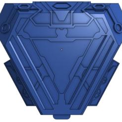 Descargar diseños 3D gratis Reactor de arco MK50, IceColdKing