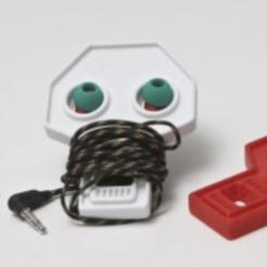 Télécharger fichier 3D gratuit ORGANISEUR D'ÉCOUTEURS MEX, Glamarune