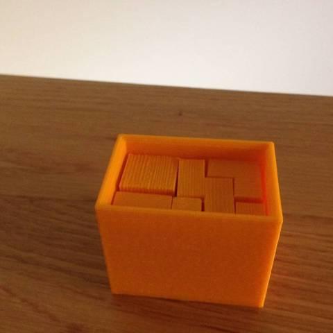 puxavjN_display_large.jpg Download free STL file Challenging Box Puzzle • 3D printing design, Palasestia