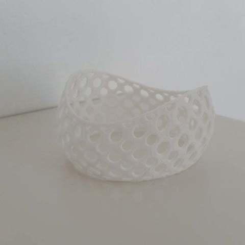 Impresiones 3D gratis Pulsera Suzy, Palasestia