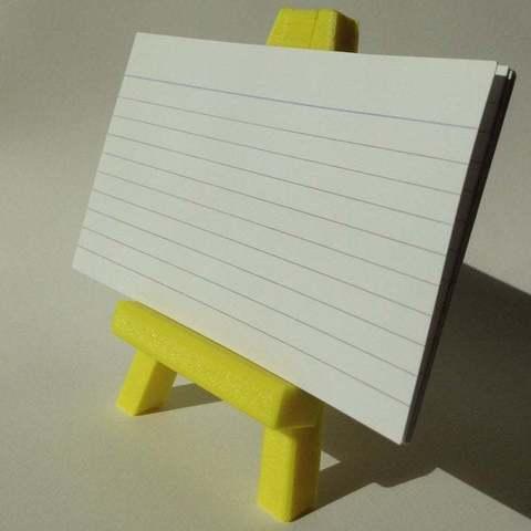 Télécharger fichier impression 3D gratuit Support pour chevalet, Palasestia