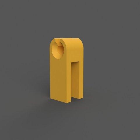 Télécharger fichier STL gratuit Anet A8 Guide du filament, Palasestia