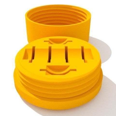 Download free 3D printer templates MicroSD Card Holder, Palasestia