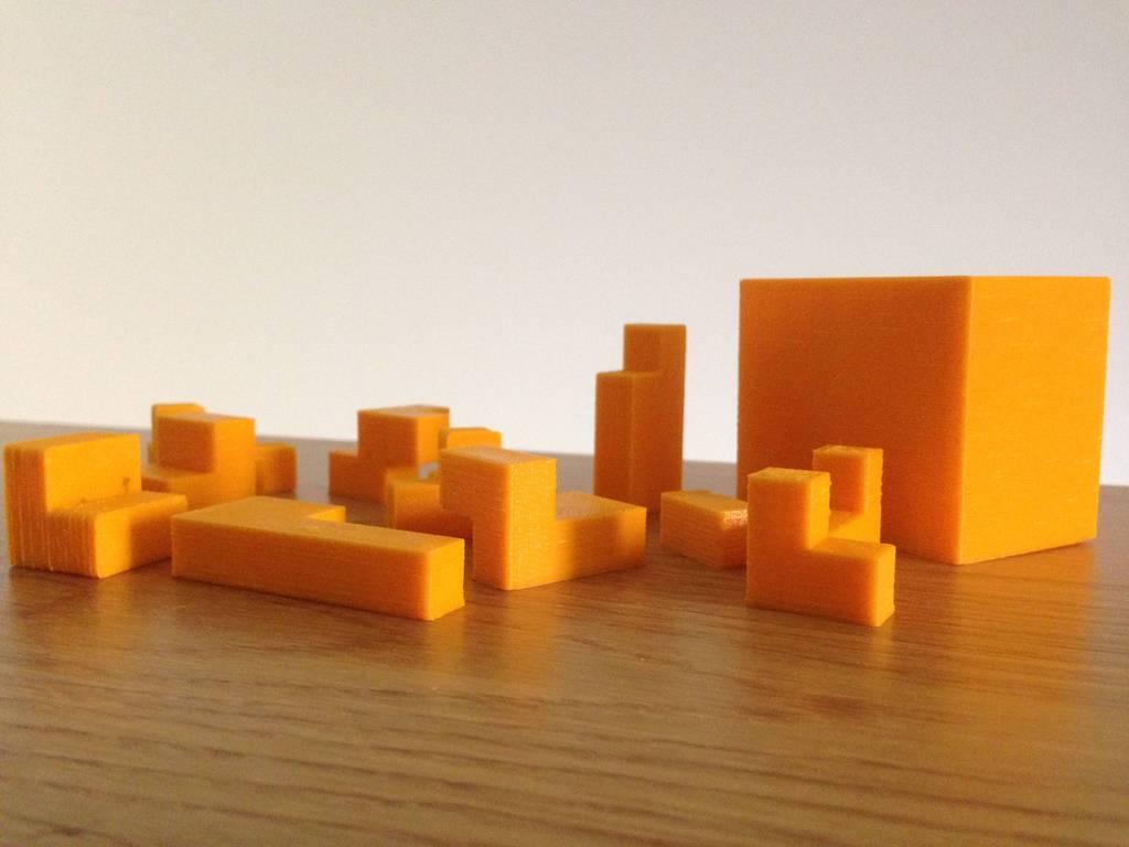 7CsAZ1o_display_large.jpg Download free STL file Challenging Box Puzzle • 3D printing design, Palasestia