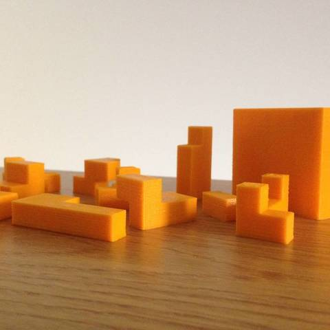 Download free 3D printing designs Challenging Box Puzzle, Palasestia