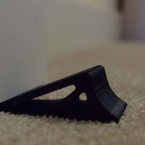 Télécharger fichier impression 3D gratuit Butée de porte, Palasestia