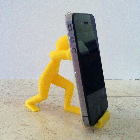 Descargar diseños 3D gratis Soporte para teléfono móvil, Palasestia