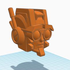 Screen Shot 2020-05-27 at 6.25.11 PM.png Télécharger fichier STL Rung IDW TRANSFORMATEURS • Modèle pour impression 3D, Hernan2008