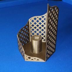 IMG_2046.JPG Télécharger fichier STL Présentoir essui tout (display paper towels) • Design pour impression 3D, mickaelchabert