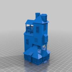 Download 3D print files harry potter, vandmix