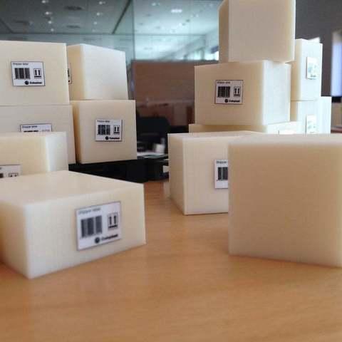 Télécharger fichier STL gratuit Supply Chain : Jeu de palette • Design imprimable en 3D, Baldshall
