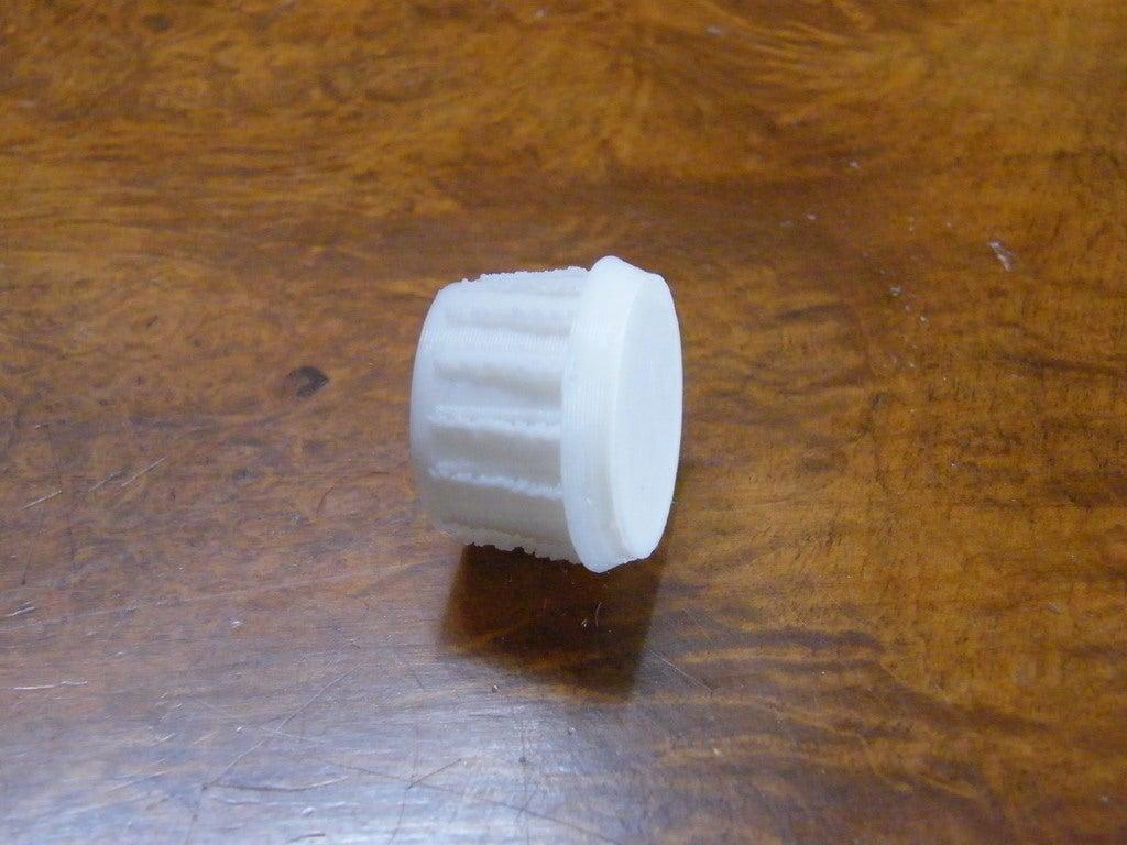 DSCF1885.JPG_display_large.jpg Télécharger fichier STL gratuit Bouchon de tube d'échelle de tableau arrière ou pieds de chaise • Modèle pour imprimante 3D, Baldshall