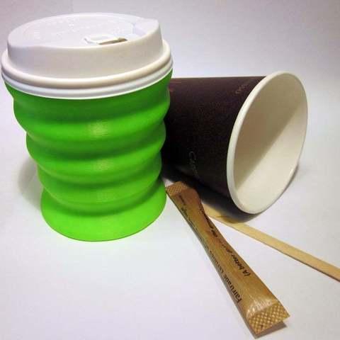 cup_2b_display_large.jpg Download free STL file ergo coffee cup holder • 3D printing design, Baldshall
