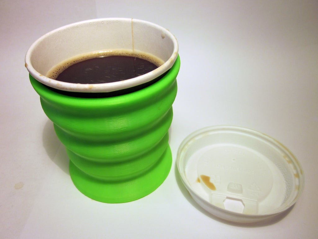 cup2_c_display_large.jpg Download free STL file ergo coffee cup holder • 3D printing design, Baldshall
