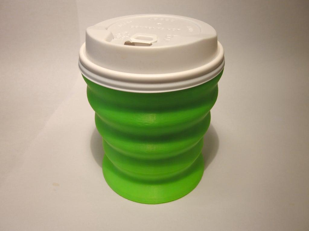 cup_2_display_large.jpg Download free STL file ergo coffee cup holder • 3D printing design, Baldshall