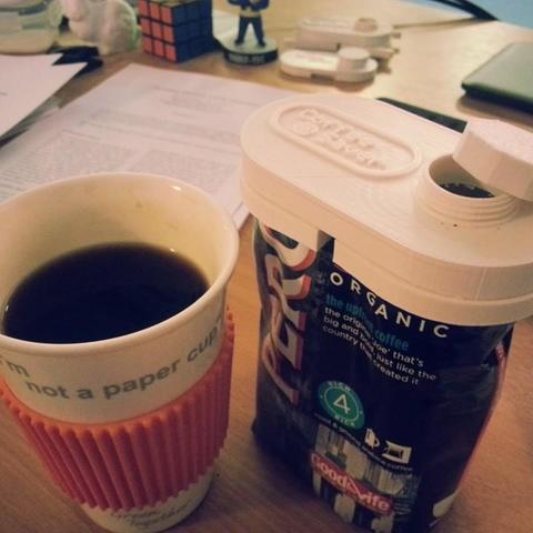Télécharger fichier STL gratuit Economiseur de café • Plan pour impression 3D, Ilourray