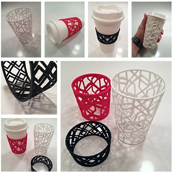 IMG_1844_display_large.jpg Download free STL file Custom Sleeve for Coffee and Tea Cups • 3D print template, Ilourray
