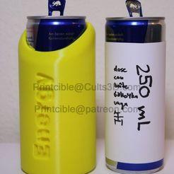 250-energy-wasser.jpg Télécharger fichier STL CanCooler 250ml (comme les boissons énergétiques) • Plan à imprimer en 3D, Printcible
