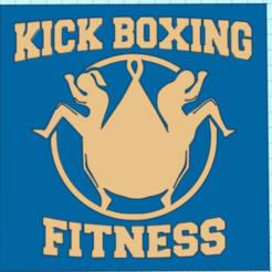 Download STL file kick boxing, mistic-3d