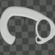 Télécharger plan imprimante 3D gatuit CROCHET DE SURFACE ANTI-TOUCH ., mistic-3d
