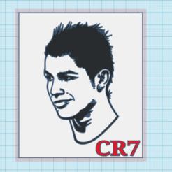 KKJJ.PNG Télécharger fichier STL CHRISTIAN CR7 TABLE 3D • Modèle pour impression 3D, mistic-3d