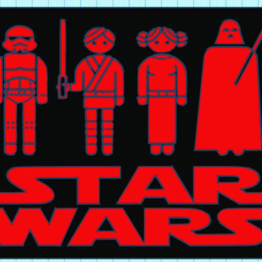 Descargar archivos 3D STAR WARS, mistic-3d