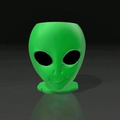 IMG_20200829_123058.jpg Download STL file MATT ALIEN • 3D printable model, mistic-3d