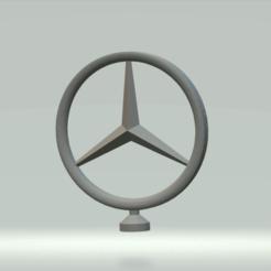 Screenshot_1KJKJK.png Télécharger fichier STL MERCEDES-BENZ ORNAMENTA • Plan pour imprimante 3D, mistic-3d