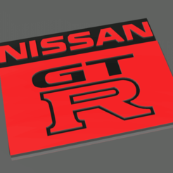 Screenshot_7.png Download STL file NISSAN GTR • Design to 3D print, mistic-3d