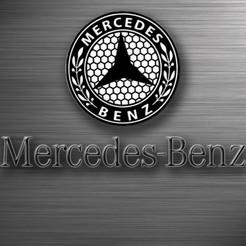 HHH.jpg Download STL file MERCEDES BENZ HONEY • 3D printable object, mistic-3d