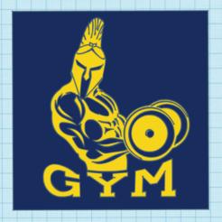 CapturaYF.PNG Download STL file GYM TABLE 3D • 3D print model, mistic-3d