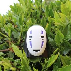 IMG_2853.JPG Download STL file Kaonashi (No Face) • 3D print object, Wabisabi3D