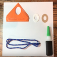 Download free 3D printer designs The Tricky Triangle Puzzle, PrecisionPrintingTN