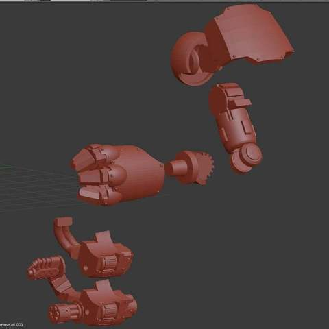 cc98134703ec672b54bc243e2d5a8726_display_large.jpg Download free STL file Windup Automated Mausoleum for Nearly Dead Oversized Interstellar Jarheads • 3D printable template, FelixTheCrazy