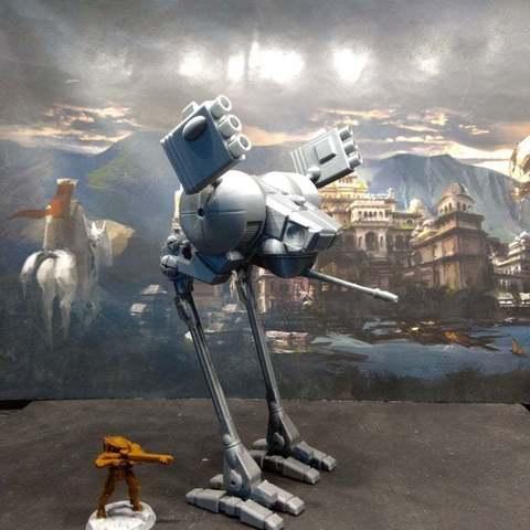 Descargar diseños 3D gratis Langosta, Battletech (Invisible), FelixTheCrazy