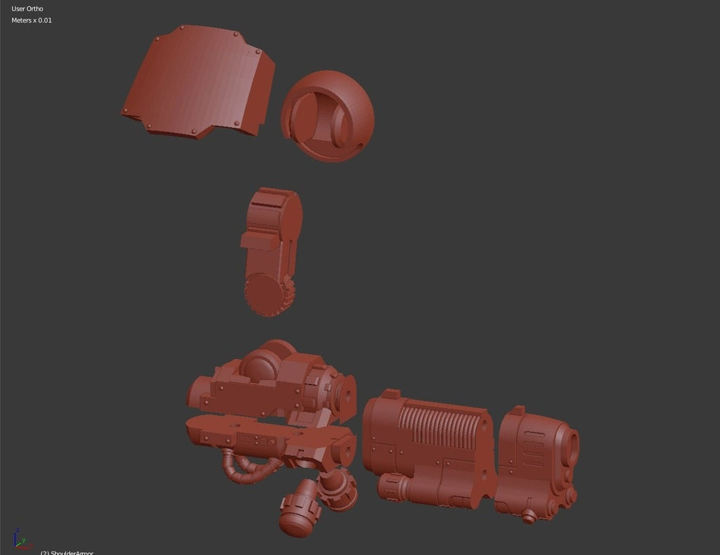 7d1928a2006e94c1bcb5a791e4f9eece_display_large.jpg Download free STL file Windup Automated Mausoleum for Nearly Dead Oversized Interstellar Jarheads • 3D printable template, FelixTheCrazy
